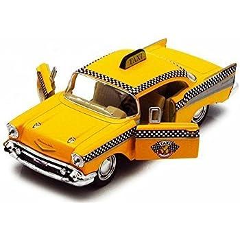 Checker Taxi Cab New York Die Cast Model