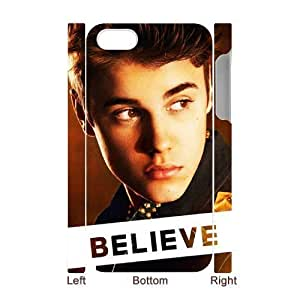 Justin Bieber Personalized 3D For Samsung Galaxy S5 Mini Case Cover ,customized phone case ygtg-701044
