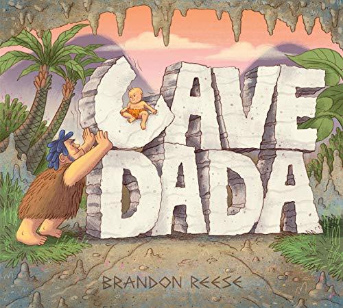 Book Cover: Cave Dada
