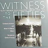 Witness to the Fifties, Clarke M. Thomas, 0822941112