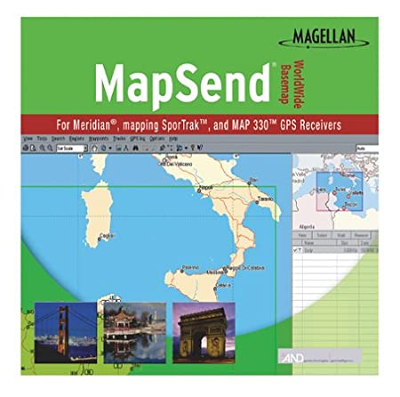 MapSend To GPS Converter Afc To Win 7 Free Latest Version