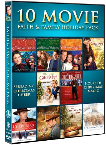Movie Faith Family Holiday Pack