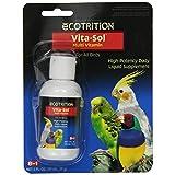 Ecotrition Vita-Sol High Potency Multi-Vitamin Bird Supplement, 2-Ounce (D372)