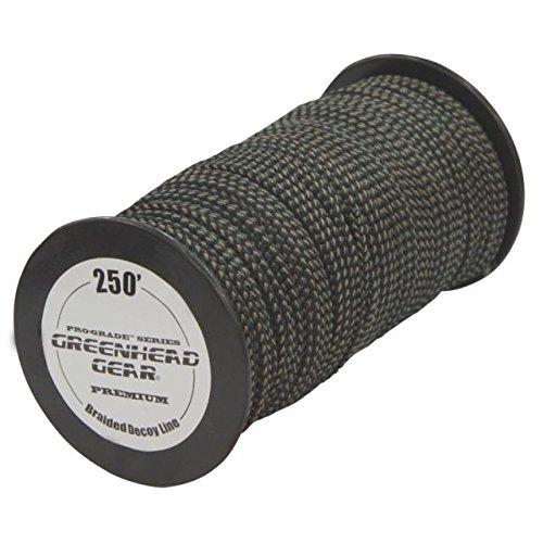 Braided Decoy (Greenhead Gear Pro-Grade Braided Decoy Cord,250ft)