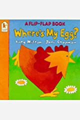 Where's My Egg (Flip the Flap Books) Paperback