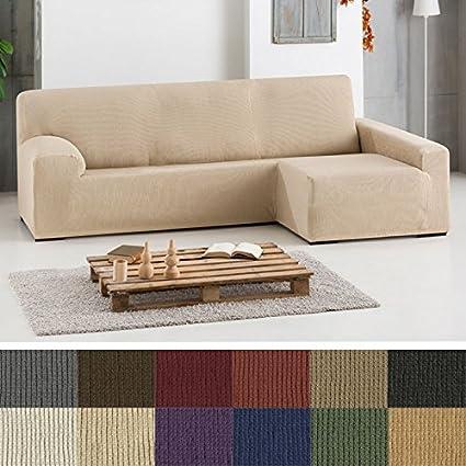Jarrous Funda De Sofa Chaise Longue Elastica Modelo Hercules Color