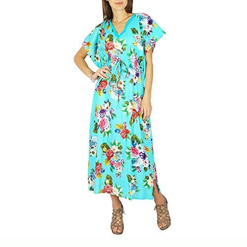 70s kaftan dress - 3