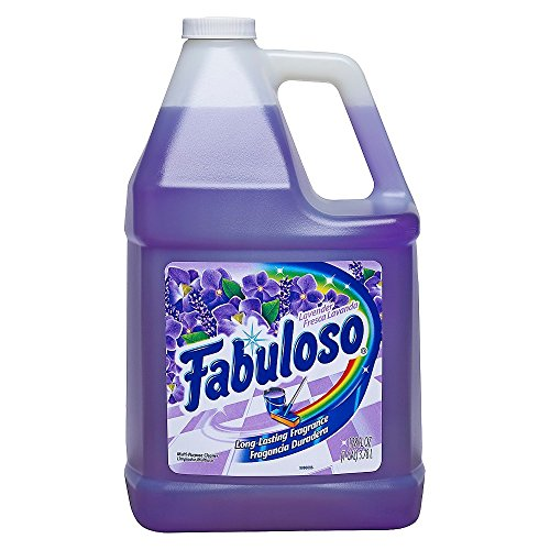 Price comparison product image Fabuloso All-Purpose Cleaner Liquid Solution, Purple, Lavender Scent, 128 fl. oz. 4 quart