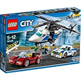 LEGO city series high-speed tracking(60138)