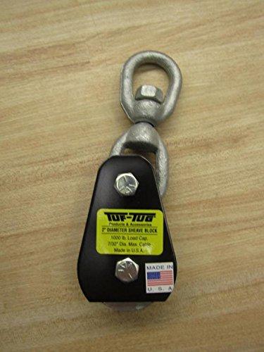 Tuf-Tug 1VN49 2 Diameter Sheave Block SB1000E02