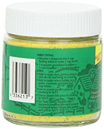 Herbox Bouillon, Granulated Chicken, 4-Ounce (Pack of 6)