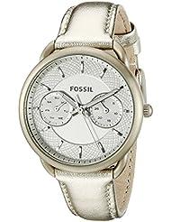 Fossil Womens ES3912 Analog Display Analog Quartz Gold Watch