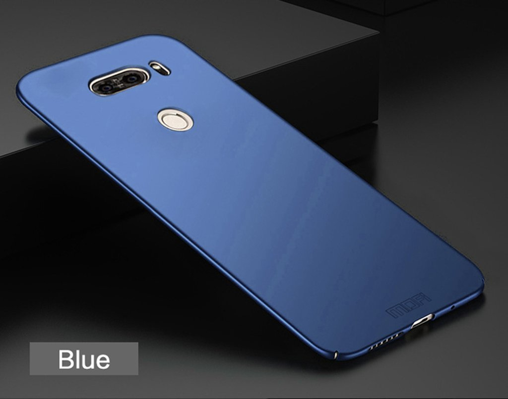 cbaf1ae682c Funda LG V30 - BCIT LG V30 Carcasa [Ultra-Delgado] [Ligera] Anti-rasguños  Estuche para LG V30 - Azul: Amazon.es: Hogar