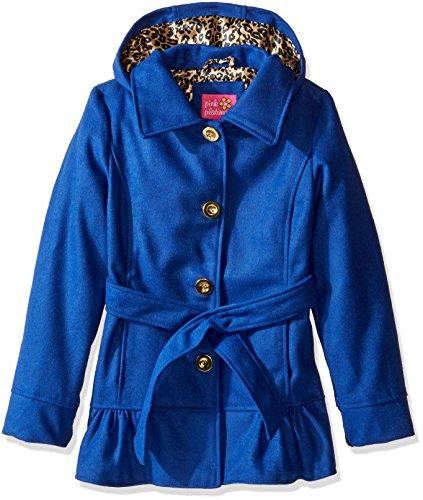 Wool Ruffle Jacket - 1
