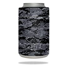 MightySkins Protective Vinyl Skin Decal for YETI Rambler Colster wrap cover sticker skins Digital Camo
