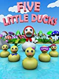 Five Little Ducks - Nursery Rhymes Video for Kids