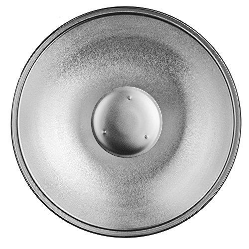 Godox AD-H5 21 65 Inch Speedlite Flash Beauty Dish Reflector for Godox  Witstro AD600 AD600M