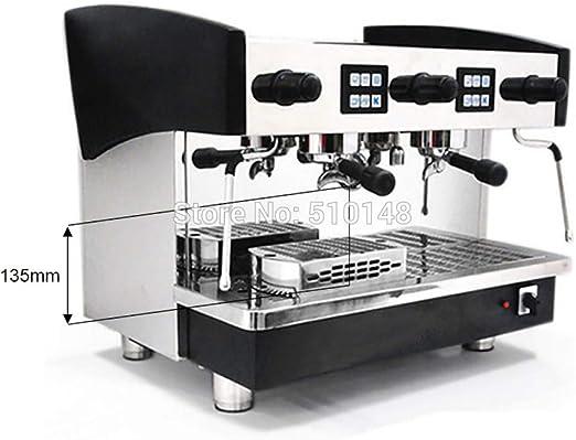 KOUDAG Cafetera Cafetera Espresso cafetera Comercial y Molinillo ...