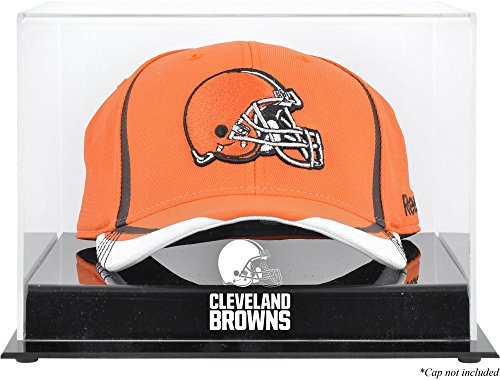 - Cleveland Browns Acrylic Cap Logo Display Case