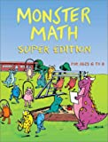 img - for Monster Math: Super : Ages 6 to 8 (Monster Math Super Editions) book / textbook / text book