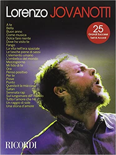 Amazon.it: LORENZO JOVANOTTI JOVANOTTI Libri