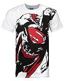 Addict X DC Superman Flight Path Men's T-Shirt