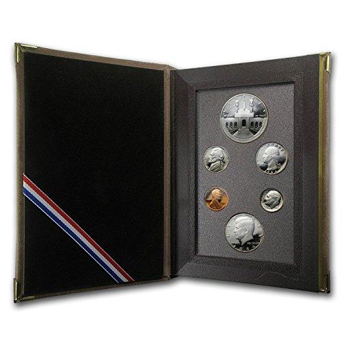 1984 S U.S. Mint Prestige Set Brilliant Uncirculated
