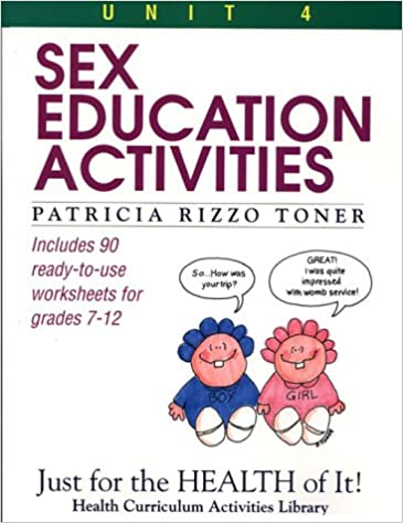Amazon.com: Sex Education Activities (Just for the Health of It ...