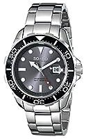 SO&CO York Men's 5042.3 Yacht Club Analog Display Japanese Quartz Silver Watch by SO&CO New York