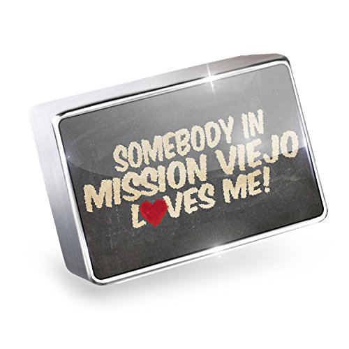 Floating Charm Somebody in Mission Viejo Loves me, California Fits Glass - In Viejo Mission Shops The