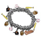 Game Time Baltimore Orioles Officially Licensed Stretch Bracelet 101394