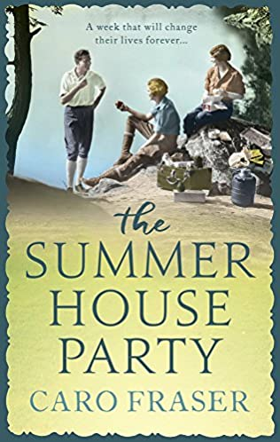 book cover of The Summer House Party