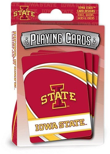 Iowa State Cyclones Game - MasterPieces NCAA Iowa State Cyclones Playing Cards