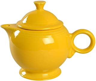 product image for Homer Laughlin 44 oz Covered Teapot, Daffodil