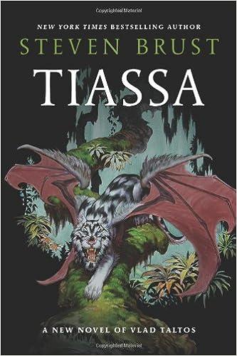 Book Tiassa (Vlad Taltos)