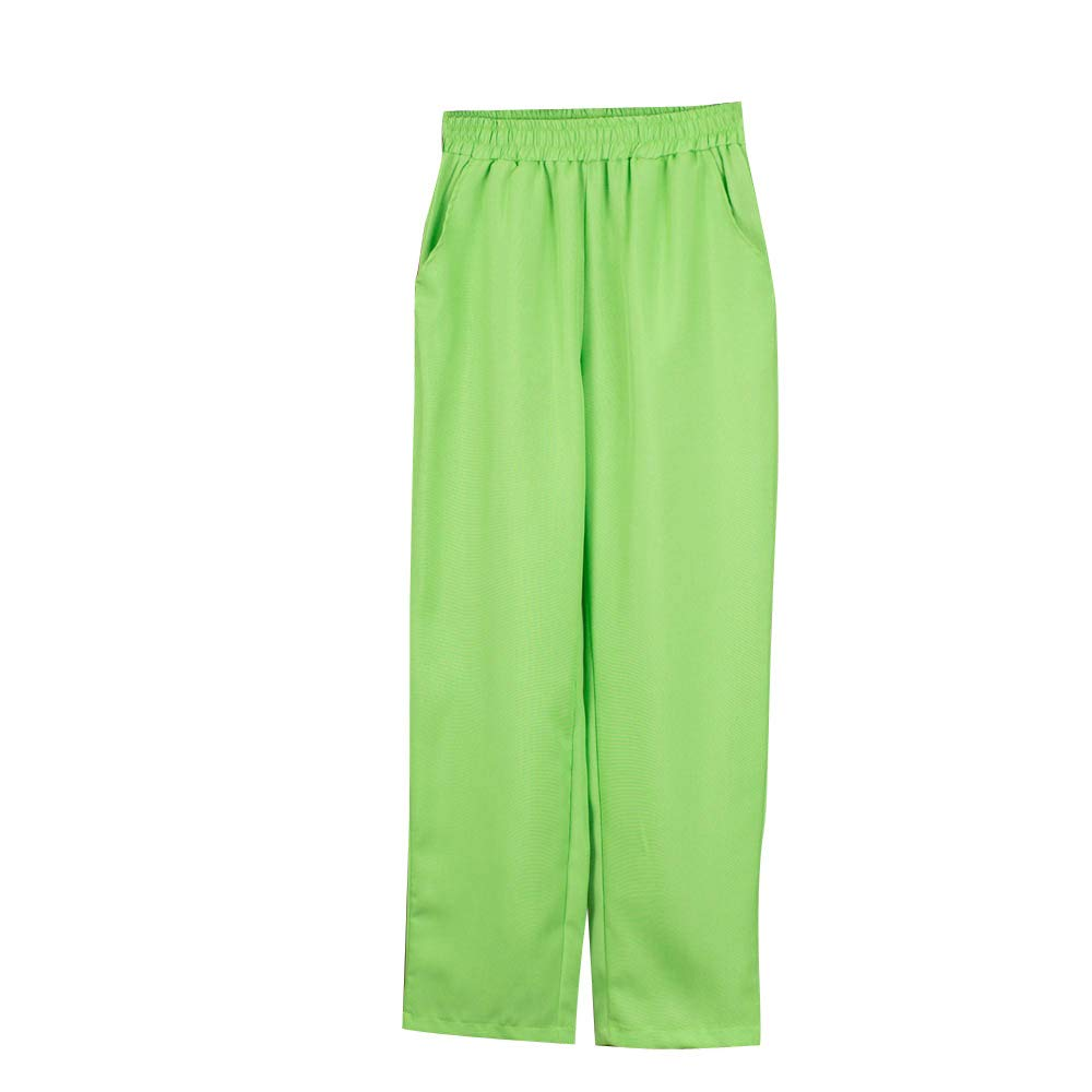 SMALLE ◕‿◕ Clearance,Trousers for Women, Fashion High Waist Loose Comfortable Long Trousers Pants