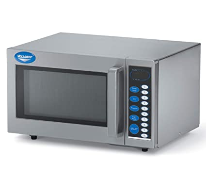 Vollrath (40830) 1000 Watt Manual Microwave Oven