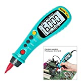 Usmile ANENG B01 Pen Type Digital Multimeter Auto-Rang True RMS NCV 6000 Counts AC/DC Voltage Resistance Capacitance Temperature Tester Electronic Meter