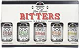 Hella Bitter Five Flavor Bar Bitters Set - 1.7 oz