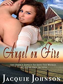 Angel on Fire (Angel Investigations Book 1) by [Johnson, Jacquie]
