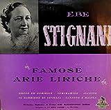 Ebe Stignani in Famose Arie Liriche