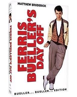 Ferris Bueller's Day Off - Bueller... Bueller Edition [DVD] [1986