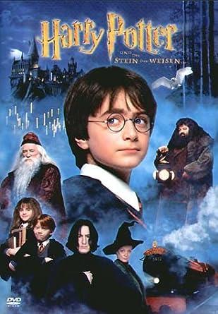 Harry Potter Und Der Stein Der Weisen 2 Dvds Amazonde Daniel