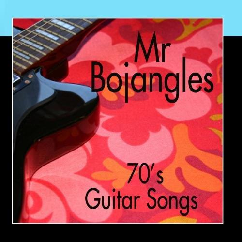 Guitar Instrumental Cd - Mr. Bojangles - 70s Songs - Instrumental Guitar