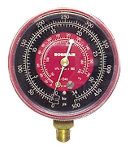 (Robinair (11795) Universal Pressure Replacement Gauge)