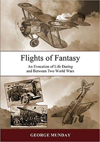 Front cover for the book Flights of Fantasy by George Munday