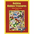 Holiday Hidden Treasures: Hidden Picture Puzzles for Special Celebrations