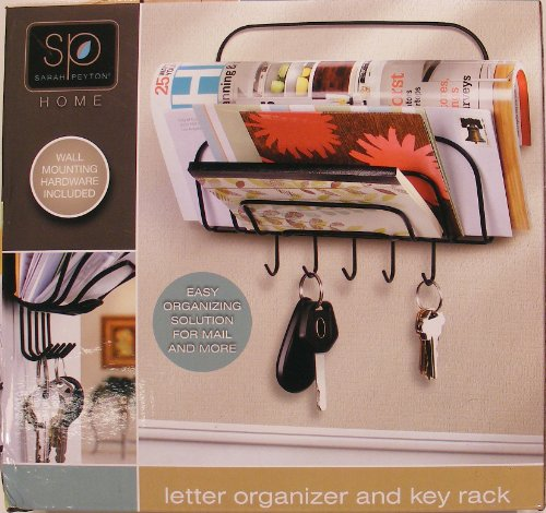 Grammarconsulting on marketplace - Key and letter rack ...