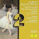 Famous Ballet Music ~ Gaîté Parisienne, The Sleeping Beauty, Coppélia, Les Sylphides / von Karajan, Berlin PO
