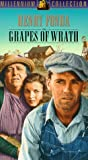 The Grapes of Wrath  [VHS]